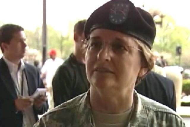 Maj. Gen. Carla Hawley-Bowland, Commander, N. Atl. Reg. MEDCOM