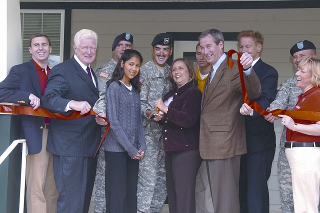 Fort Belvoir welcomes 1,000th house