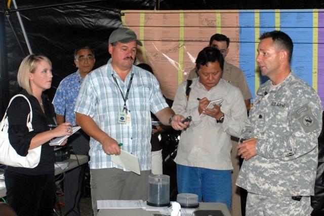 Makani Pahili makes landfall on Oahu