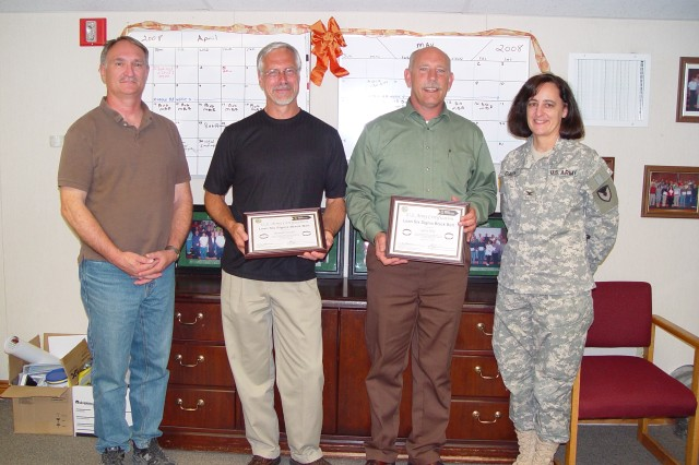 Army certifies two black belts at Tooele Army Depot