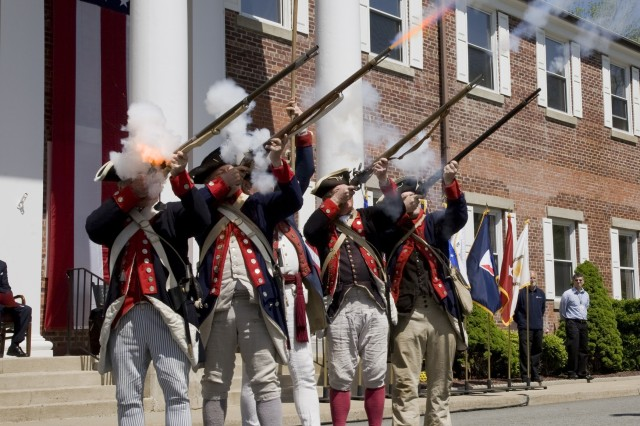Picatinny hosts Armed Forces Day observance