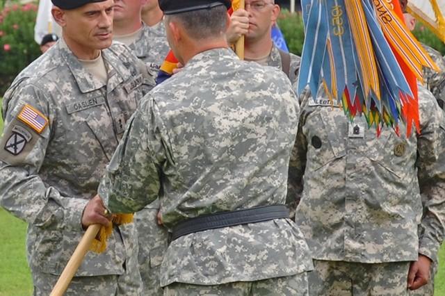 25th ID Change of Command, Schofield Barracks Hawaii