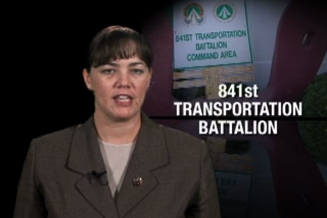 841st Transportation Battalion