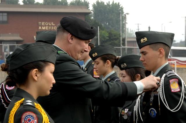 JROTC cadets finish school year with awards, scholarships
