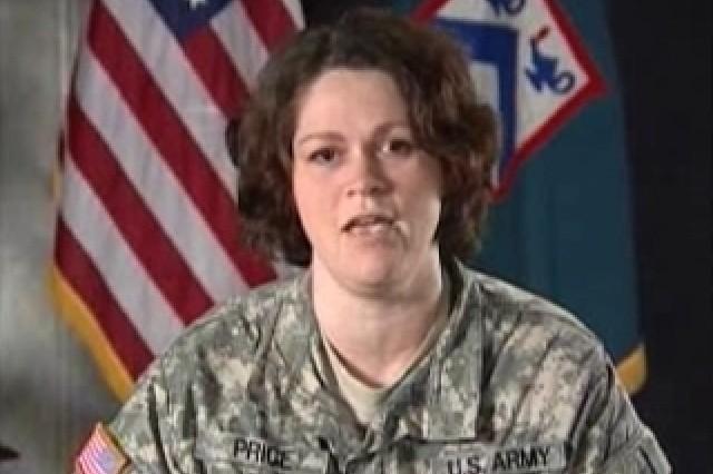 Lt. Col. Judy Price