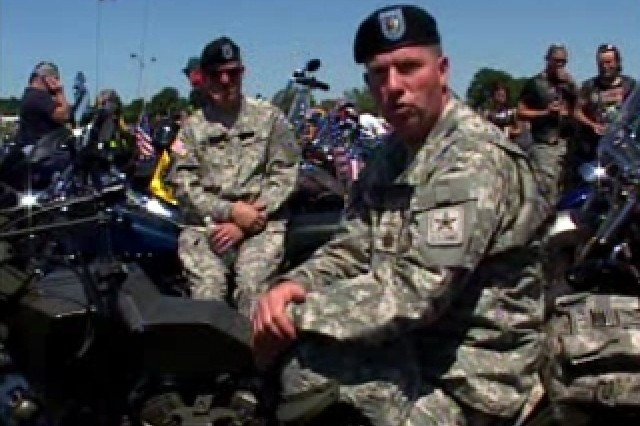 Sgt. Maj. of the Army, Ken Preston