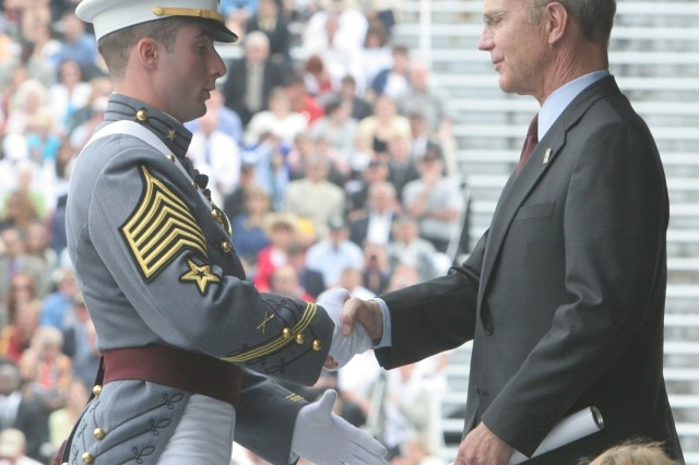 2008 U.S. Military Academy Commencement