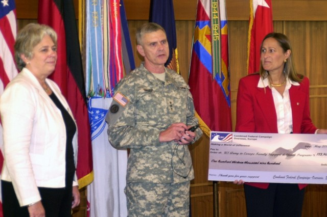 CFC gives $113,000 to IMCOM-Europe Youth, Family Programs