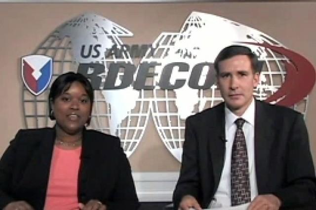 RDECOM Hosts Andricka Thomas and Tom Moyer