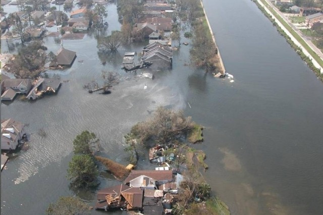 Hurricane Katrina Flooding
