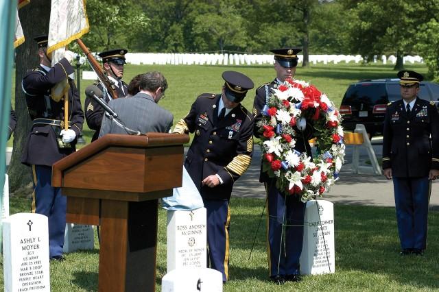 Sgt. Maj. of the Army Kenneth O. Preston quote