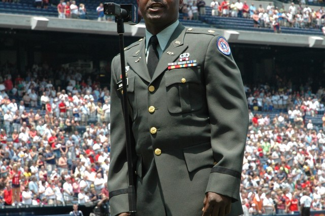 Army Birthday at the Braves