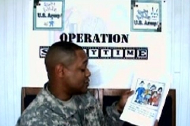 Operation Storytime