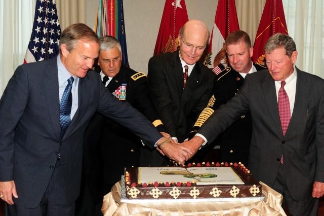 Army Birthday Celebrates Congressional Partnership