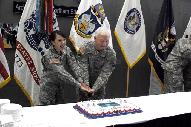 COLORADO SPRINGS, Colo.--Soldiers from USNORTHCOM and SMDC/ARSTRAT will join together to celebrate the Army's 233 Birthday this Friday, June 13, at 9 a.m., in the breezeway outside the front doors of Building 3 on Peterson Air Force Base.