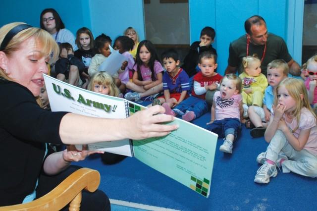 Stuttgart Celebrates Army's Birthday