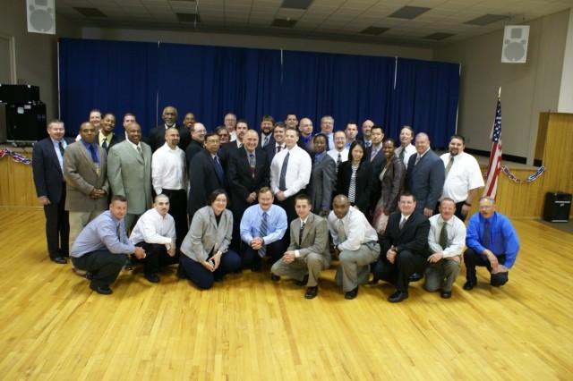 Qualified DAC interns enter the ammunition workforce