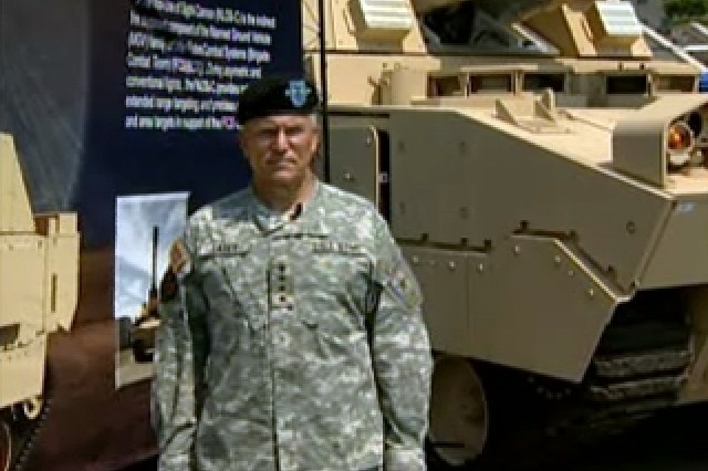 Chief of Staff of the Army Gen. George Casey Jr.