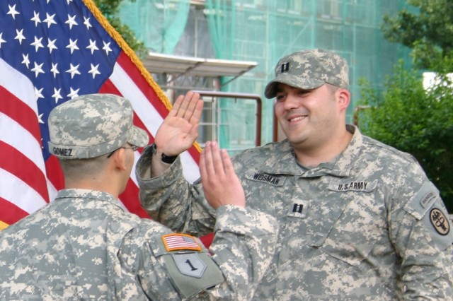 WTU Supports, Promotes, Returns Soldiers to Duty