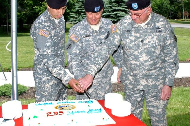 Fort Drum Celebrates Army's Birthday