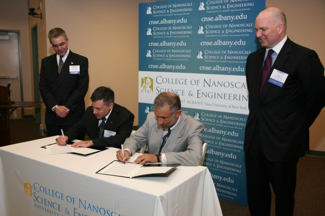 ARL Agreement with State University of New York-Albany