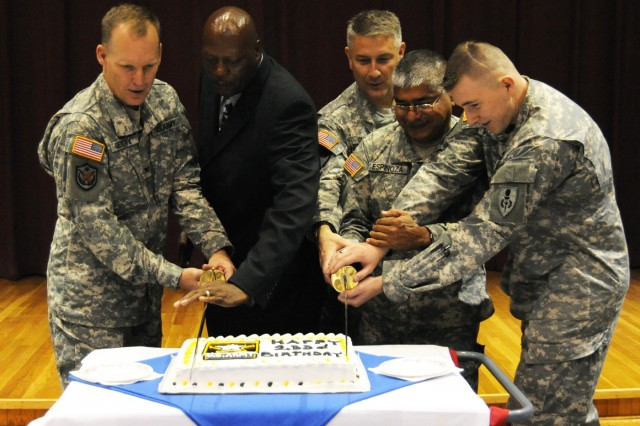 U.S. Army Sergeants Major Academy Celebrates Army Birthday