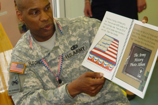 Mannheim Celebrates Army's 233rd Birthday