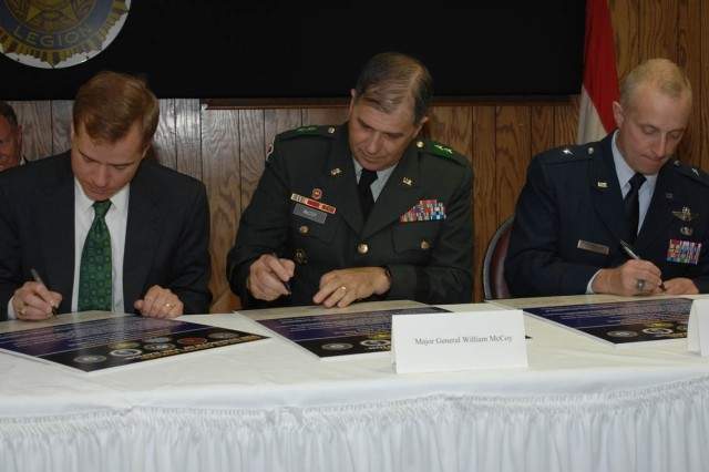 Missouri Community Covenant Signing