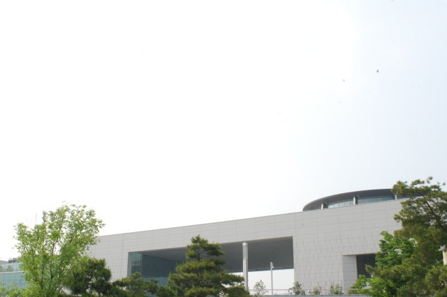The National Museum of Korea.