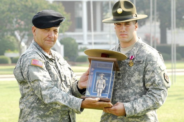 2008 Drill Sergeant of the Year
