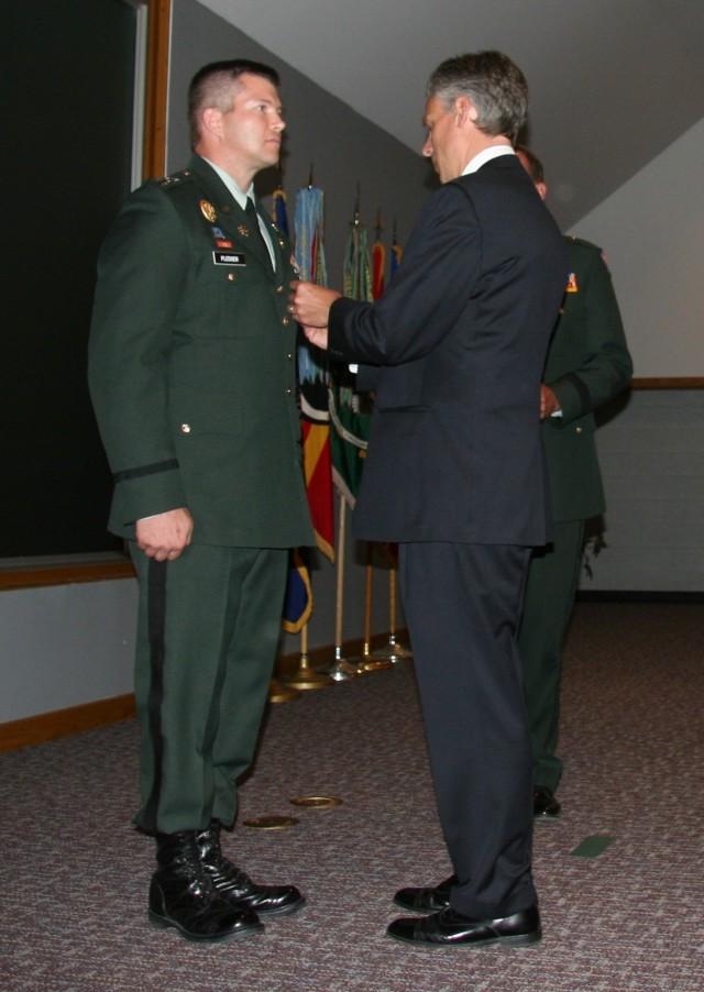 Utah National Guard Soldiers Receive Silver Star, Bronze Star