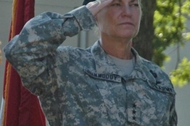Lt. Gen. Ann E. Dunwoody
