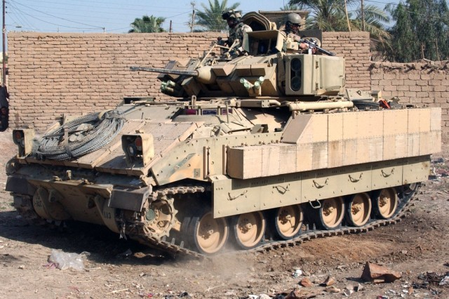 Bradley Vehicle
