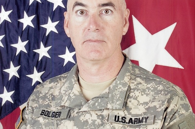 Major General Daniel P. Bolger