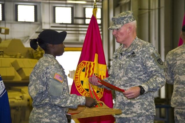 ANAD presented Army Superior Unit Award