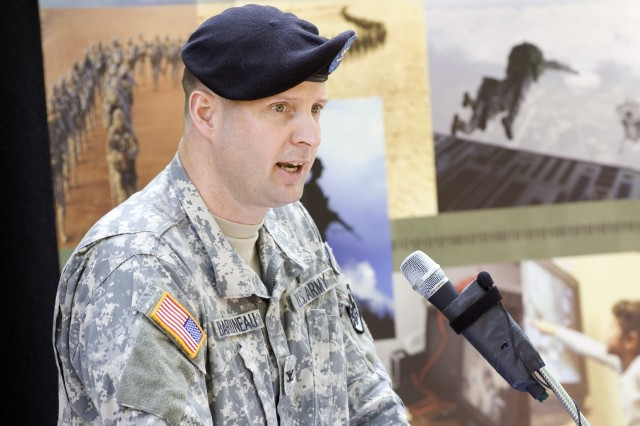 Col. James Barrineau, outgoing project director for Army Knowledge Online / Defense Knowledge Online reflects on his two years as leader of the Army intranet. Barrineau helped prepare the Army portal to support the DoD community as a Defense-wide enterprise portal.