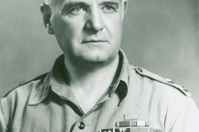 Major General William J. Donovan