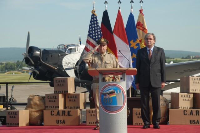 Wiesbaden Celebrates Berlin Airlift Anniversary