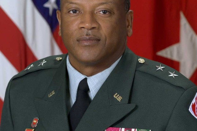Maj. Gen. James A. Cheatham, U.S. Army Materiel Command assistant deputy commanding general for Reserve Affairs