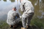 Iowa Guard Civil Support Team pulls poisons from flood waters