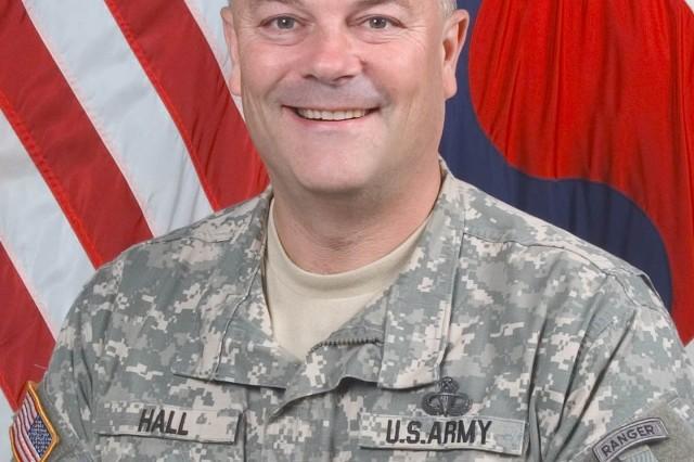 Col. Dave Hall, USAG-Yongsan Commander