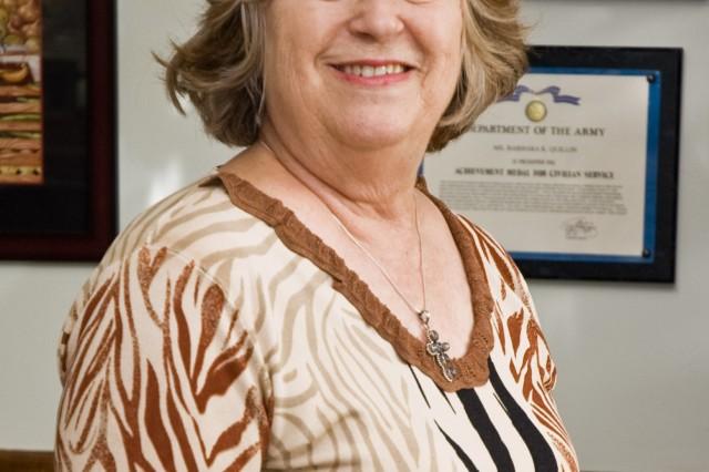 Barbara Quillin