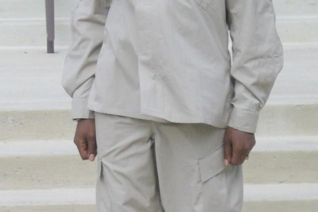 AMC Civilian Uniform