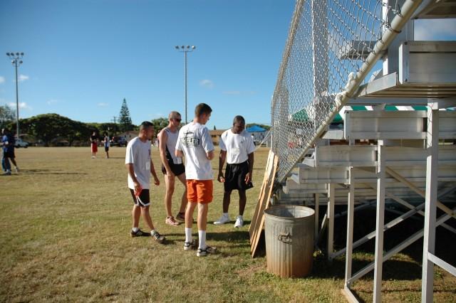 Garrison sponsors Team Hawaii in Ten-Miler