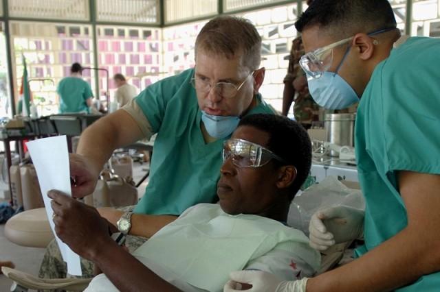 Providing Care in Suriname
