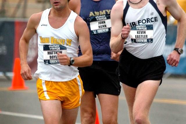 Eastler passes Nunn in race walk