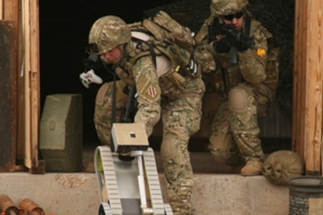 AETF Soldiers praised the SUGV for reducing risks and boosting confidence.