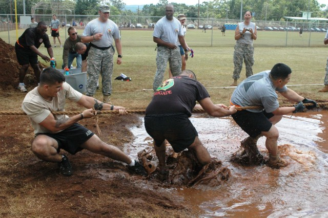 "Warrior Brigade's ""Rear-D"" Represents at Tropic Lightning Challenge 2008"