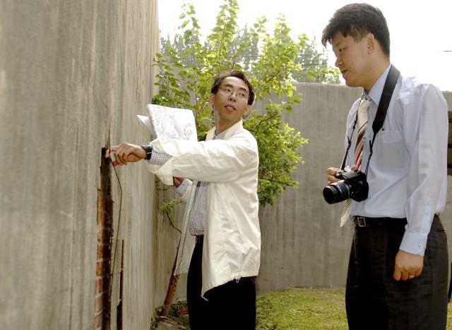 Historians research Yongsan history