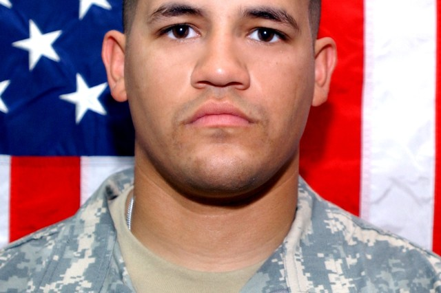 Staff Sgt. Alex Jimenez was posthumously promoted from sergeant to staff sergeant with a date of rank of December 1, 2007